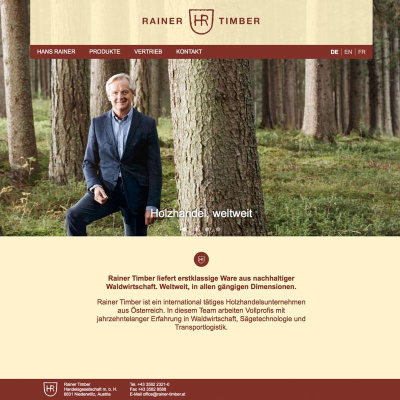 Rainer Timber